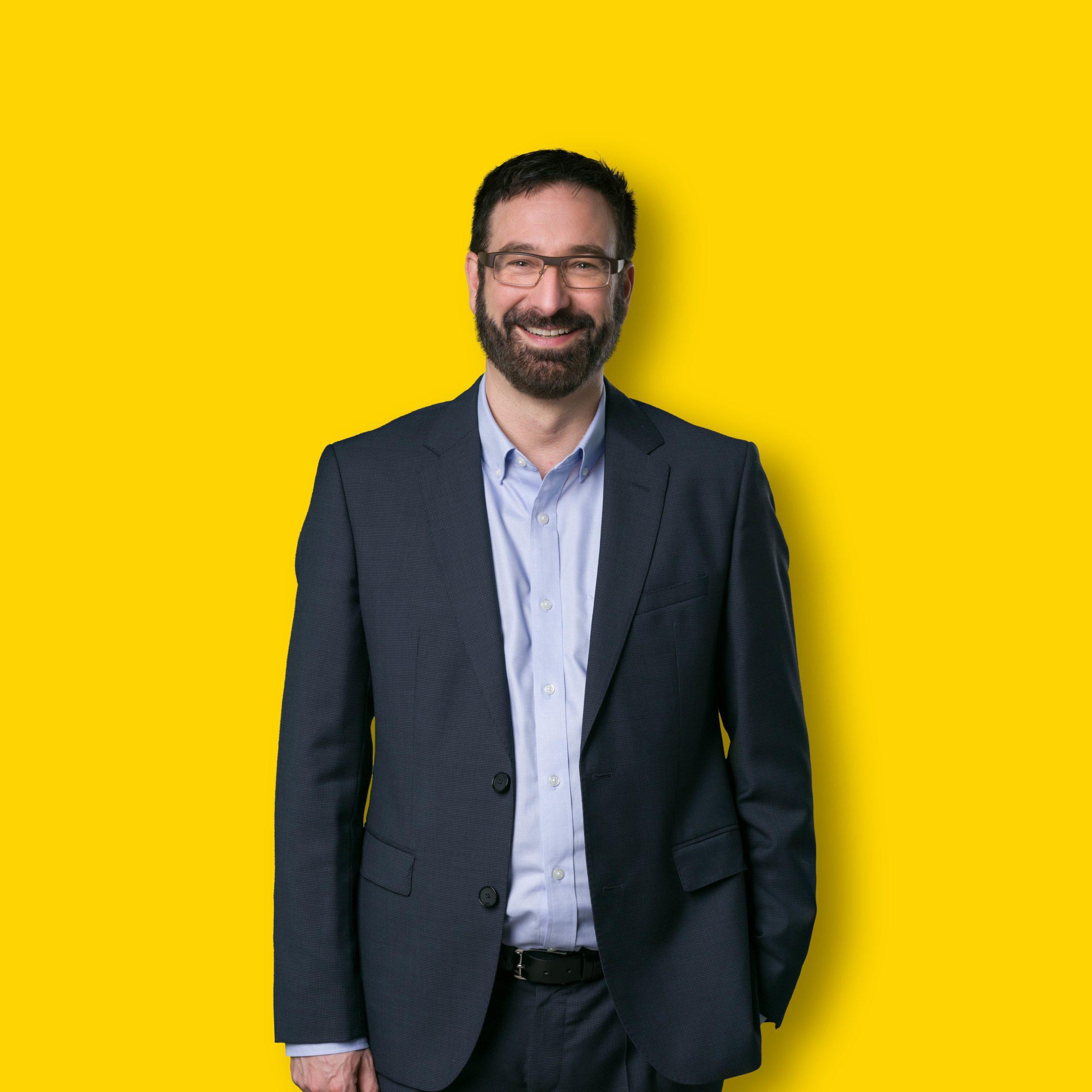 Éric St-Arnaud - Directeur général DG - Renaissance