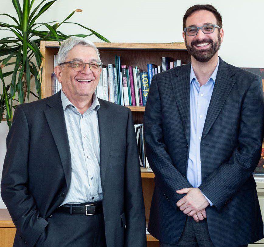 DG et Président Renaissance - Éric St-Arnault et Yvon Arsenault