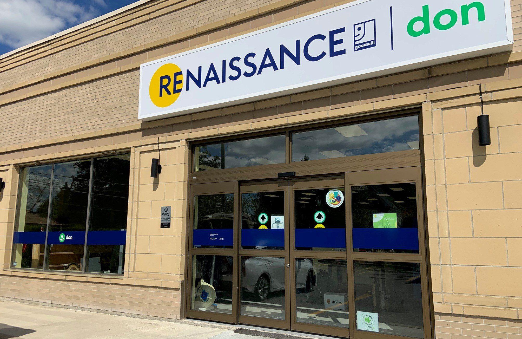 centre de don Renaissance expérience