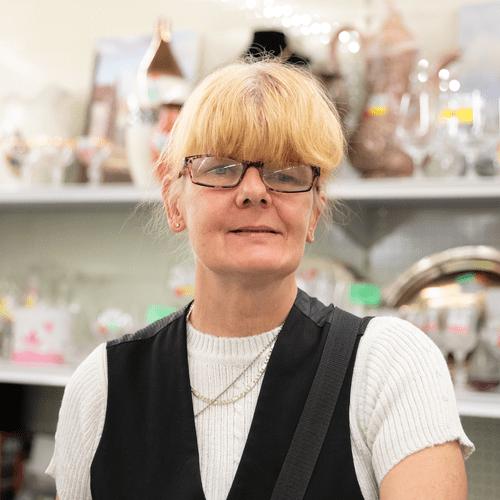 Sylvie participante parcours d'insertion SSP Renaissance