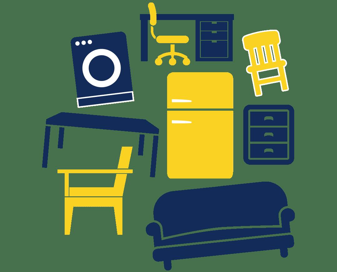 Renaissance quoi ne pas donner - meubles