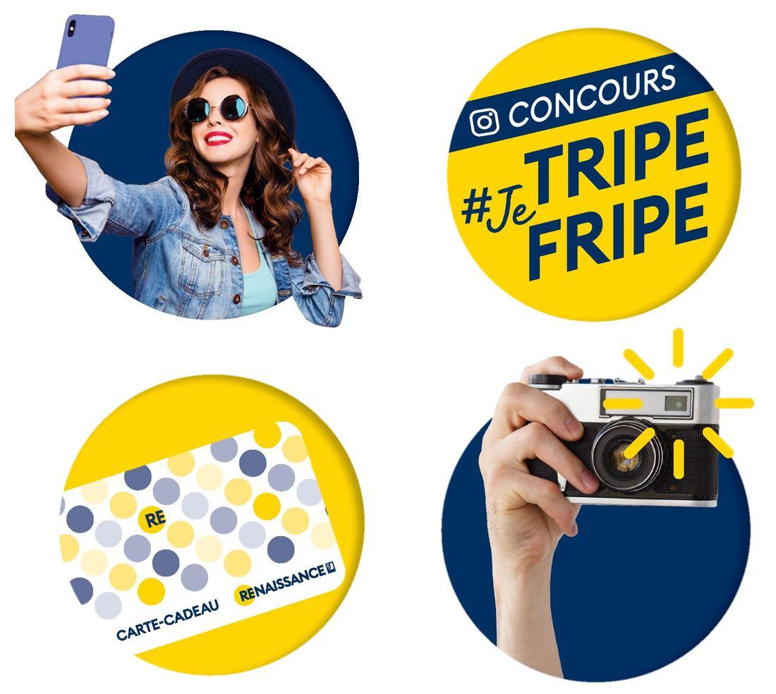 COncours Je tripe Fripe 4 images 2